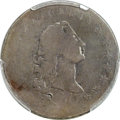 Early Dollars, 1794 $1 B-1, BB-1, R.4 -- Damage -- PCGS Genuine. AG Details....