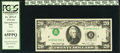 Error Notes:Inverted Third Printings, Fr. 2071-F $20 1974 Federal Reserve Note. PCGS Gem New 65PPQ.. ...