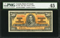 Canadian Currency: , BC-26b $50 1937.. ...