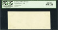Error Notes:Blank Reverse (100%), Fr. 2076-G $20 1988A Federal Reserve Note. PCGS Choice New 63PPQ.....