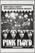 "Movie Posters:Rock and Roll, Pink Floyd (April Fools Productions, R-1979). One Sheet (27"" X41""). Rock and Roll.. ..."