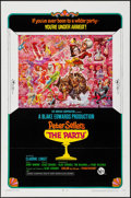 """Movie Posters:Comedy, The Party (United Artists, 1968). One Sheet (27"""" X 41"""") Style B.Comedy.. ..."""
