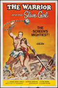 """Movie Posters:Adventure, The Warrior and the Slave Girl & Other Lot (Columbia, 1959).One Sheets (2) (27"""" X 41""""). Adventure.. ... (Total: 2 Items)"""