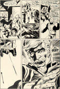 Original Comic Art:Panel Pages, Neal Adams Green Lantern #85 Story Page 3 Original Art (DC,1971)....