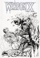Barry Windsor-Smith Marvel Comics Presents #83 Cover Wolverine/ Weapon X Original Art (Marvel, 1991)