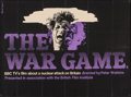 "Movie Posters:Documentary, The War Game (BBC/British Film Institute, 1965). British Quad (30"" X 40""). Documentary.. ..."