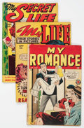 Golden Age (1938-1955):Romance, Comic Books - Assorted Golden Age Romance Comics Group of 7(Various Publishers, 1949) Condition: Average VG-.... (Total: 7Comic Books)