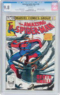 Modern Age (1980-Present):Superhero, The Amazing Spider-Man #236 (Marvel, 1983) CGC NM/MT 9.8 Whitepages....
