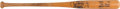 Baseball Collectibles:Bats, 1980-83 Rod Carew Signed Game Used Bat, PSA/DNA GU 9.5....