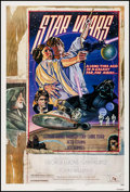 "Movie Posters:Science Fiction, Star Wars (20th Century Fox, 1977). One Sheet (27.5"" X 41"") StyleD. Science Fiction.. ..."