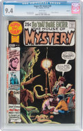 Bronze Age (1970-1979):Horror, Super DC Giant #20 House of Mystery - Oakland Pedigree (DC, 1970)CGC NM 9.4 White pages....