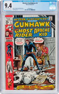 Bronze Age (1970-1979):Western, Western Gunfighters #5 (Marvel, 1971) CGC NM 9.4 Off-white to white pages....