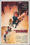 "Movie Posters:Adventure, The Goonies (Warner Brothers, 1985). One Sheet (27"" X 41"") Style A.Adventure.. ..."