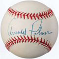 Autographs:Baseballs, Arnold Palmer Single Signed Baseball. ...