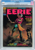 Magazines:Horror, Eerie #68 (Warren, 1975) CGC NM 9.4 Off-white to white pages....