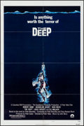 "Movie Posters:Adventure, The Deep & Other Lot (Columbia, 1977). One Sheets (2) (27"" X 41"") Style B. Adventure.. ... (Total: 2 Items)"