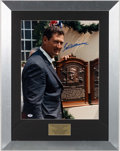 Autographs:Photos, Ted Williams Signed Photograph Display....