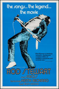 """Movie Posters:Rock and Roll, Rod Stewart and Faces (Roger Grod, 1977). One Sheet (27"""" X 41"""").Rock and Roll.. ..."""