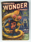 Pulps:Science Fiction, Thrilling Wonder Stories (Pulp) V8#2 (Beacon, 1936) Condition:GD/VG. The second issue under this title....
