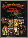 Modern Age (1980-Present):Miscellaneous, Photo-Journal Guide to Marvel Comic Books, Deluxe Limited Edition#978/2500 in Slipcase (Gerber Publishing, 1991). This beau...