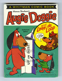 Whitman Comic Book #5 Augie Doggie - Multiple Copies (Whitman, 1962) Condition: Average FN. Three copies of #5, featurin...