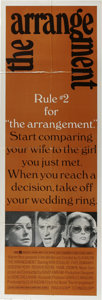 "Movie Posters:Drama, The Arrangement (Warner Brothers-Seven Arts, 1969). Door Panel Setof 4 (20"" X 40""). After a car crash, a wealthy married ma...(Total: 4 Items)"