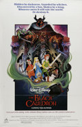 "Movie Posters:Animated, The Black Cauldron (Buena Vista, 1985). One Sheet (27"" X 41""). WaltDisney went all out in the making of their 25th animated..."