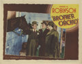 """Movie Posters:Crime, Brother Orchid (Warner Brothers, 1940). Lobby Card (11"""" X 14""""). This is one of the films Warner's did so well, the gangster ..."""