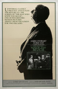 """Movie Posters:Hitchcock, The Man Who Knew Too Much (Paramount, R-1983). One Sheet (27"""" X41""""). Hitchcock thriller starring Doris Day and Jimmy Stewar..."""