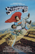 "Movie Posters:Adventure, Superman III (Warner Brothers, 1983). One Sheet (27"" X 41"").Christopher Reeve and Richard Pryor star in this tale of a Man ..."