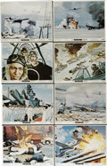 "Movie Posters:War, Tora, Tora, Tora (20th Century Fox, 1970). Lobby Card Set of 8 (11""X 14""). This World War II classic tells the story of the... (Total:8 Items)"