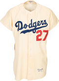 Baseball Collectibles:Uniforms, 1951-52 Cookie Lavagetto Game Worn Brooklyn Dodgers Uniform.... (Total: 2 item)