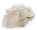 Minerals:Small Cabinet, Manganocolumbite. Afghanistan. 4.76 x 3.31 x 2.43 inches (12.10 x 8.41 x 6.18 cm). ...