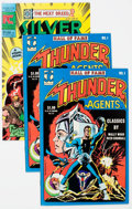 Modern Age (1980-Present):Miscellaneous, Comic Books - Assorted Modern Age Alternative Comics Box Lot (Various Publishers, 1980s-90s) Condition: Average NM-....