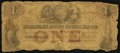 Canadian Currency: , Toronto, UC- Farmer's Joint Stock Banking Company $1 Feb. 1, 1849Ch. # 280-14-02-02. ...