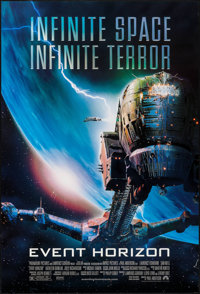"""Event Horizon & Others Lot (Paramount, 1997). One Sheets (4) (27"""" X 40"""" &27"""" X 41"""") DS..."""