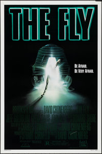 "The Fly & Others Lot (20th Century Fox, 1986). One Sheets (4) (27"" X 40"" & 27"" X 41""). SS &a..."