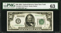 Small Size:Federal Reserve Notes, Fr. 2100-B* $50 1928 Federal Reserve Note. PMG Choice Uncirculated 63.. ...