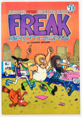 Bronze Age (1970-1979):Alternative/Underground, The Fabulous Furry Freak Brothers #2 (2nd printing) (Rip Off Press, No Date) Condition: VF....
