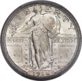 Standing Liberty Quarters, 1916 25C MS66+ Full Head PCGS Secure. CAC....