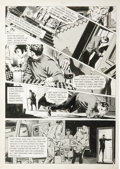 Original Comic Art:Panel Pages, Neal Adams - Eerie #9, page 5 Original Art (Warren, 1967)....