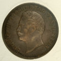 German States:Hesse-Cassel, German States: Hesse-Darmstadt. Ludwig II 2 Taler 1854, KM335,Dav-706, nicely toned, about XF with a number of noticeable contactmarks. V...