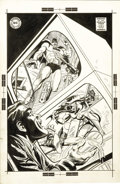 Original Comic Art:Covers, Irving Novick - Detective Comics #379 Unpublished Alternate BatmanCover Original Art (DC, circa 1968). ...