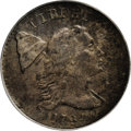 Large Cents: , 1794 1C Head of 1793 XF40 PCGS. S-19b, B-3b, High R.4. Because thispiece is slabbed, we cannot be certain about the subvar...