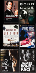 "Movie Posters:James Bond, James Bond Book Lot (Various, 2003-2013). Paperback Books (6) (Multiple Pages, 5.5"" X 8.5"" - 7.5"" X 9""). James Bond.. ... (Total: 6 Items)"