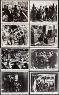 """Movie Posters:Horror, The Leopard Man (RKO, R-1952). Photos (38) (8"""" X 10""""). Horror.. ... (Total: 38 Items)"""