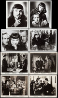 "Movie Posters:Mystery, The 7th Victim (RKO, 1943). Photos (13) (8.25"" X 10"" ). Mystery..... (Total: 13 Items)"