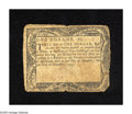 Colonial Notes:Maryland, Maryland December 7, 1775 $1 Very Good. This is a scarce note thathas not been in any of our previous internet auctions now...