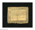 Colonial Notes:Maryland, Maryland December 7, 1775 $2 Very Fine. A very nice mid gradeexample from this much tougher Maryland emission that has good...