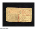 Colonial Notes:New Jersey, New Jersey April 23, 1761 30s Choice Fine. The corners are ...